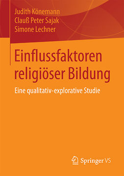 Könemann, Judith - Einflussfaktoren religiöser Bildung, ebook