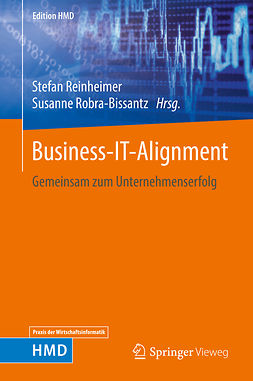 Reinheimer, Stefan - Business-IT-Alignment, e-kirja