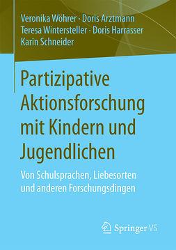 Arztmann, Doris - Partizipative Aktionsforschung mit Kindern und Jugendlichen, ebook