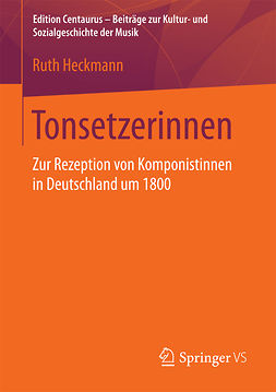 Heckmann, Ruth - Tonsetzerinnen, ebook