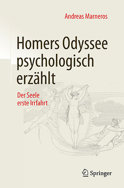 Marneros, Andreas - Homers Odyssee psychologisch erzählt, ebook