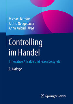 Buttkus, Michael - Controlling im Handel, ebook