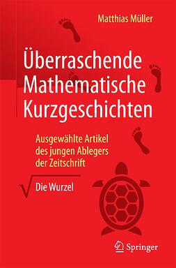 Müller, Matthias - Überraschende Mathematische Kurzgeschichten, ebook