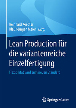 Koether, Reinhard - Lean Production für die variantenreiche Einzelfertigung, ebook