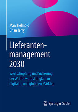 Helmold, Marc - Lieferantenmanagement 2030, e-bok