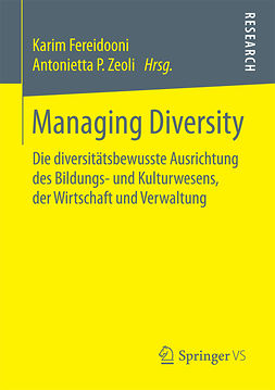 Fereidooni, Karim - Managing Diversity, ebook