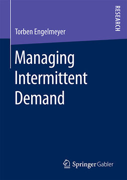 Engelmeyer, Torben - Managing Intermittent Demand, e-kirja