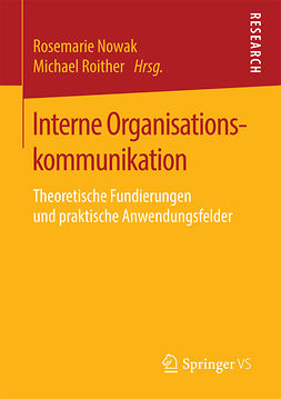 Nowak, Rosemarie - Interne Organisationskommunikation, ebook