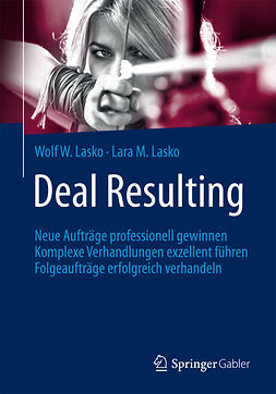 Lasko, Lara M. - Deal Resulting, e-kirja