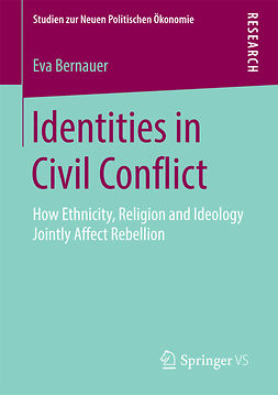Bernauer, Eva - Identities in Civil Conflict, ebook