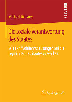 Ochsner, Michael - Die soziale Verantwortung des Staates, ebook