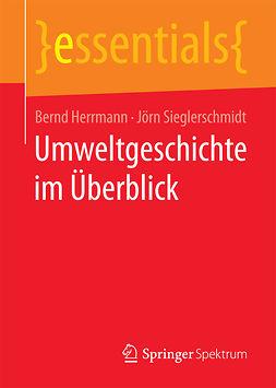 Herrmann, Bernd - Umweltgeschichte im Überblick, ebook