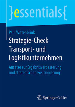 Wittenbrink, Paul - Strategie-Check Transport- und Logistikunternehmen, ebook