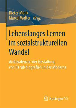 Münk, Dieter - Lebenslanges Lernen im sozialstrukturellen Wandel, ebook