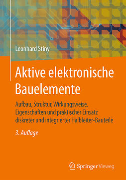 Stiny, Leonhard - Aktive elektronische Bauelemente, ebook