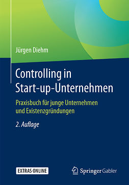 Diehm, Jürgen - Controlling in Start-up-Unternehmen, ebook