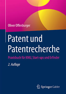 Offenburger, Oliver - Patent und Patentrecherche, ebook