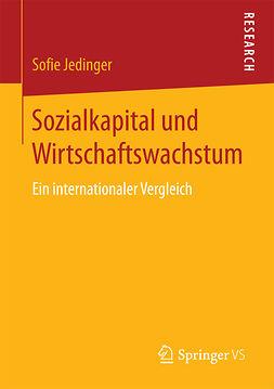 Jedinger, Sofie - Sozialkapital und Wirtschaftswachstum, ebook