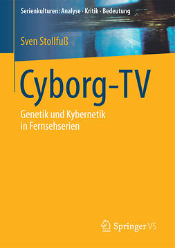 Stollfuß, Sven - Cyborg-TV, ebook