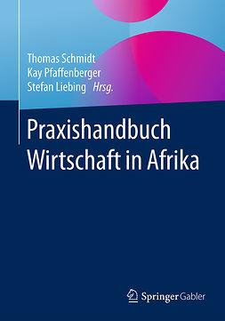 Liebing, Stefan - Praxishandbuch Wirtschaft in Afrika, ebook