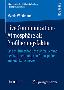 Wiedmann, Martin - Live Communication-Atmosphäre als Profilierungsfaktor, ebook