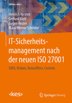 Kersten, Heinrich - IT-Sicherheitsmanagement nach der neuen ISO 27001, ebook