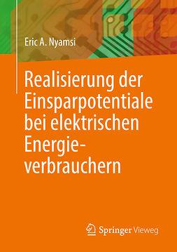 Nyamsi, Eric A. - Realisierung der Einsparpotentiale bei elektrischen Energieverbrauchern, ebook