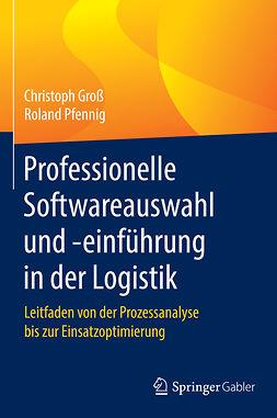 Groß, Christoph - Professionelle Softwareauswahl und -einführung in der Logistik, ebook