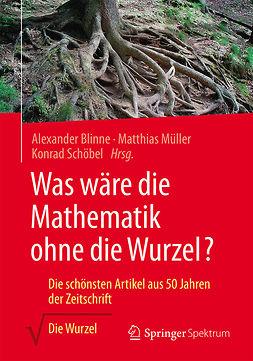 Blinne, Alexander - Was wäre die Mathematik ohne die Wurzel?, ebook