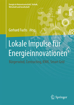 Fuchs, Gerhard - Lokale Impulse für Energieinnovationen, ebook