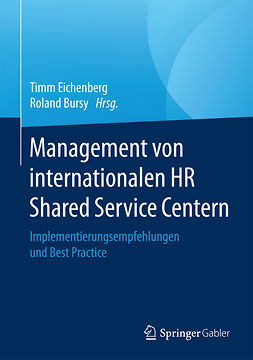 Bursy, Roland - Management von internationalen HR Shared Service Centern, e-bok