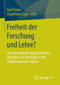 Ceylan, Rauf - Freiheit der Forschung und Lehre?, ebook