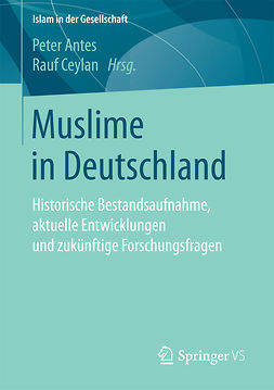 Antes, Peter - Muslime in Deutschland, ebook