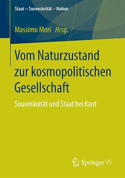 Mori, Massimo - Vom Naturzustand zur kosmopolitischen Gesellschaft, ebook