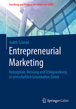 Schmid, Judith - Entrepreneurial Marketing, ebook