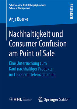 Buerke, Anja - Nachhaltigkeit und Consumer Confusion am Point of Sale, ebook