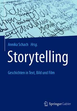 Schach, Annika - Storytelling, e-bok