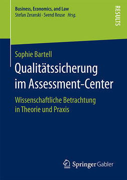 Bartell, Sophie - Qualitätssicherung im Assessment-Center, e-kirja