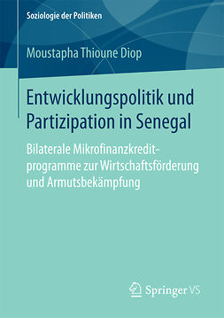Diop, Moustapha Thioune - Entwicklungspolitik und Partizipation in Senegal, ebook