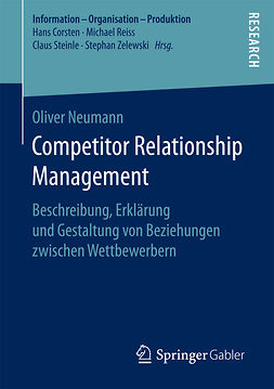 Neumann, Oliver - Competitor Relationship Management, ebook
