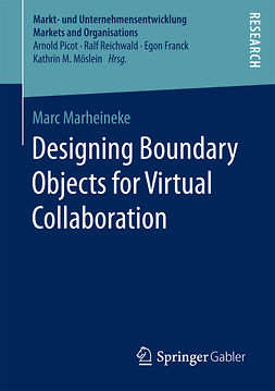 Marheineke, Marc - Designing Boundary Objects for Virtual Collaboration, ebook
