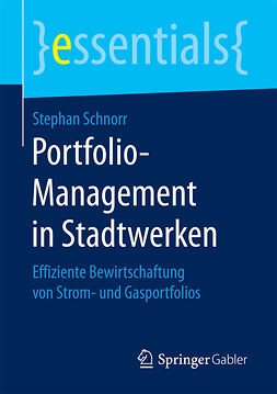 Schnorr, Stephan - Portfolio-Management in Stadtwerken, ebook