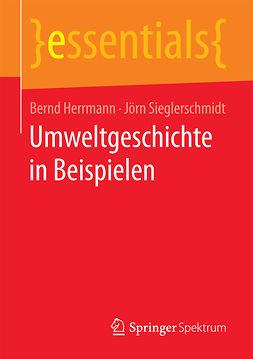 Herrmann, Bernd - Umweltgeschichte in Beispielen, ebook