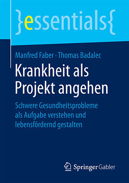 Badalec, Thomas - Krankheit als Projekt angehen, e-kirja