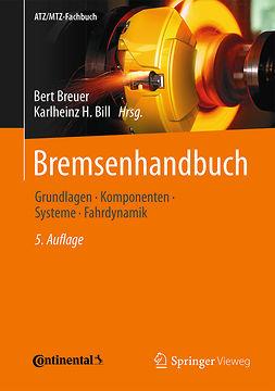 Bill, Karlheinz H. - Bremsenhandbuch, ebook