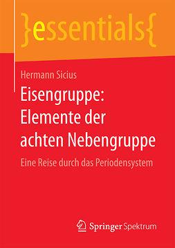 Sicius, Hermann - Eisengruppe: Elemente der achten Nebengruppe, ebook