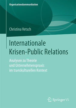 Vetsch, Christina - Internationale Krisen-Public Relations, e-bok