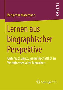 Krasemann, Benjamin - Lernen aus biographischer Perspektive, e-kirja