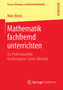 Bosse, Marc - Mathematik fachfremd unterrichten, ebook