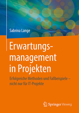 Lange, Sabrina - Erwartungsmanagement in Projekten, ebook